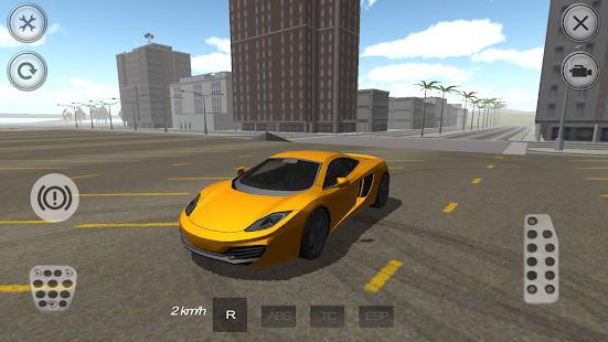 City Road Super Car