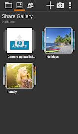 HiDrive Screenshot 3