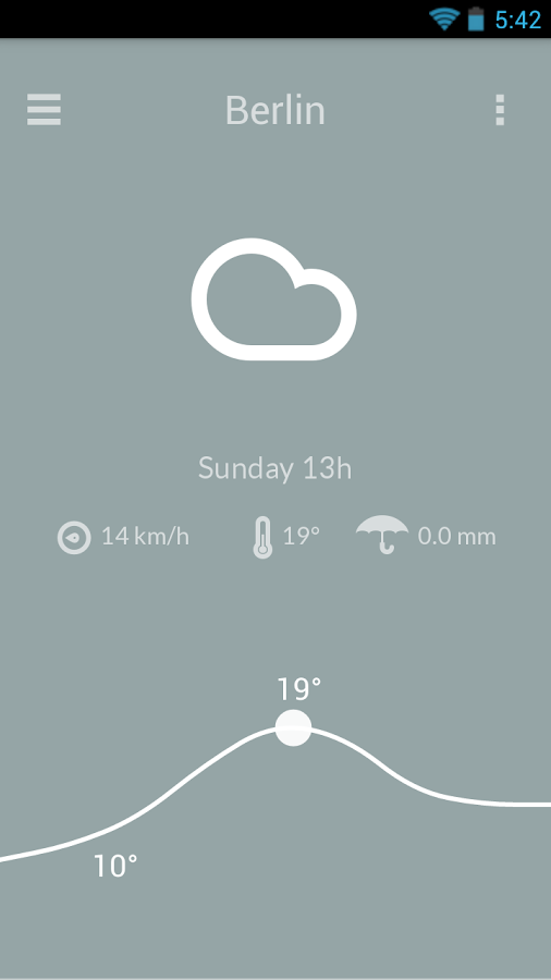 Nice Weather - screenshot