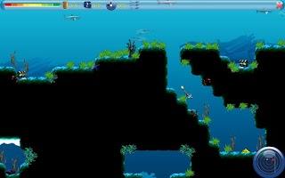 Screenshot of ScubaDiver