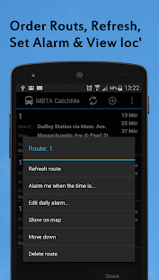 MBTA Boston Bus (Maps &Alerts) - screenshot thumbnail