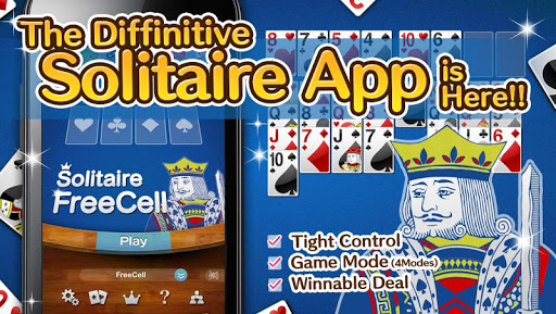 King Solitaire - FreeCell 1.1.0 Windows u7528 1