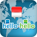 Indonesian Hello-Hello Tablet logo
