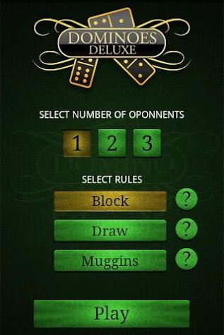 Dominoes Deluxe Screenshot