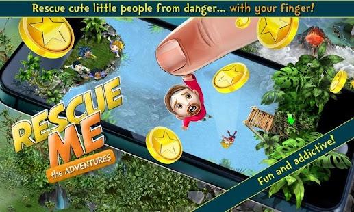 Rescue Me - The Adventures - screenshot thumbnail