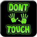 Dont Touch My Phone Wallpaper icon