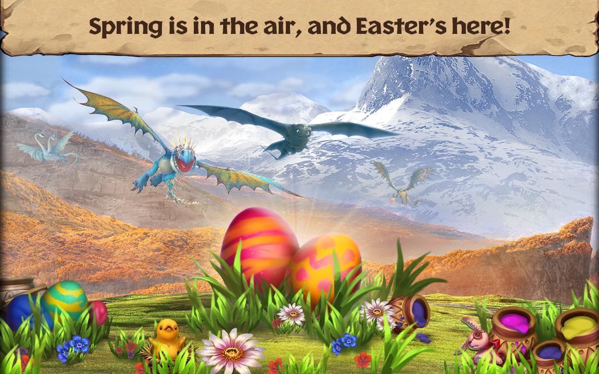 Dragons: Rise of Berk - screenshot