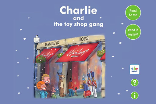Charlie The Toy Shop Gang