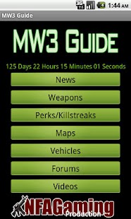 MW3 Guide - screenshot thumbnail