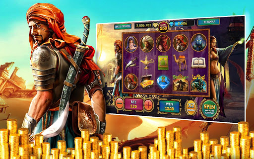 Sinbad Slots Casino Live Pokie