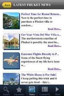 Phuket Property- screenshot thumbnail