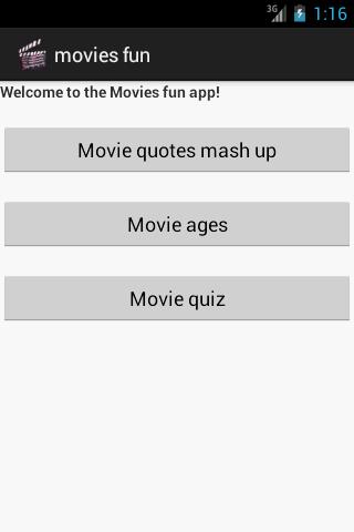 Movies Fun