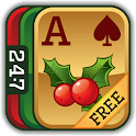Christmas Solitaire FREE icon