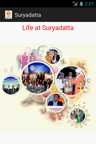 Suryadatta (SGI), PUNE.- screenshot