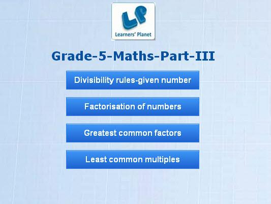Factors And Divisibility Worksheets – Divisibility Worksheets Grade 5