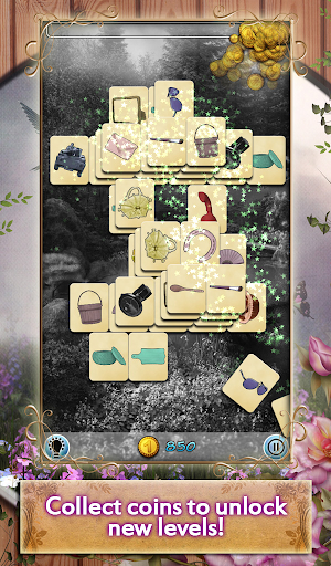 Hidden Mahjong: Summer Garden