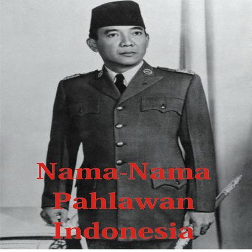 Nama Pahlawan Indonesia
