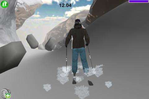Ski Full Tilt 3D Free - screenshot