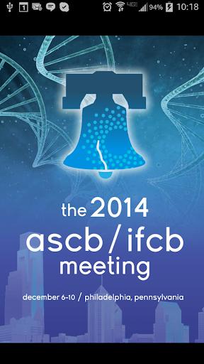 ASCB 2014 Annual Meeting
