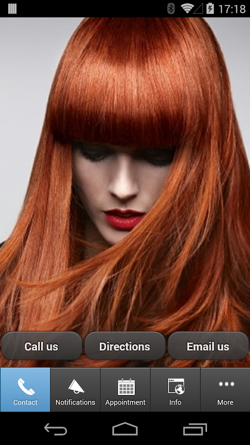 le reve hair salon- screenshot