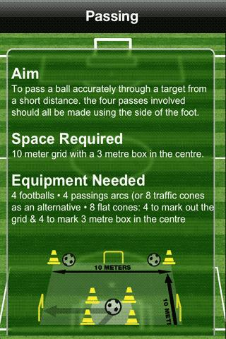 Active Soccer Challenge- screenshot