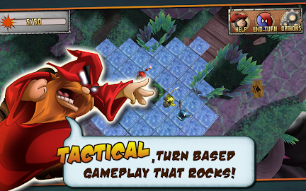 Wizard Ops Tactics Screenshot 7
