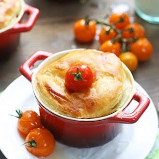 Chicken, Potato & Summer Vegetable Pot Pie