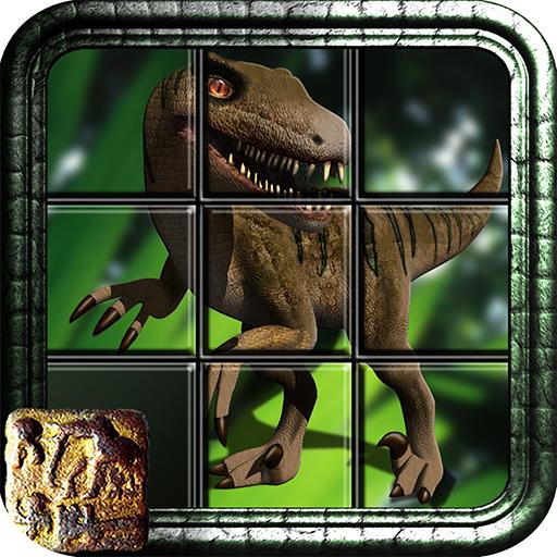 Dinosaur Slider