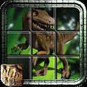 Dinosaur Slider Free logo