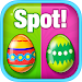 Spot Differences: Easter Eggs Icon