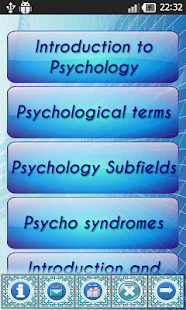 Psychology: Mental science