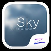 Sky Theme - ZERO launcher