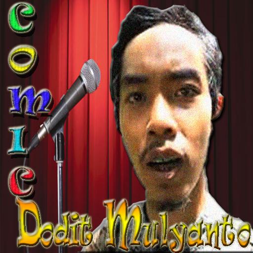 Comic dodit mulyanto LOGO-APP點子