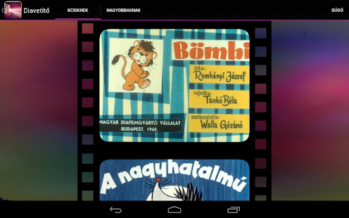 Stripfilm - vintage comics- screenshot thumbnail