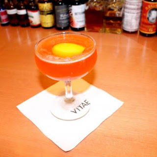 The Temperance Society Cocktail.