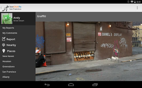 SeeClickFix- screenshot thumbnail