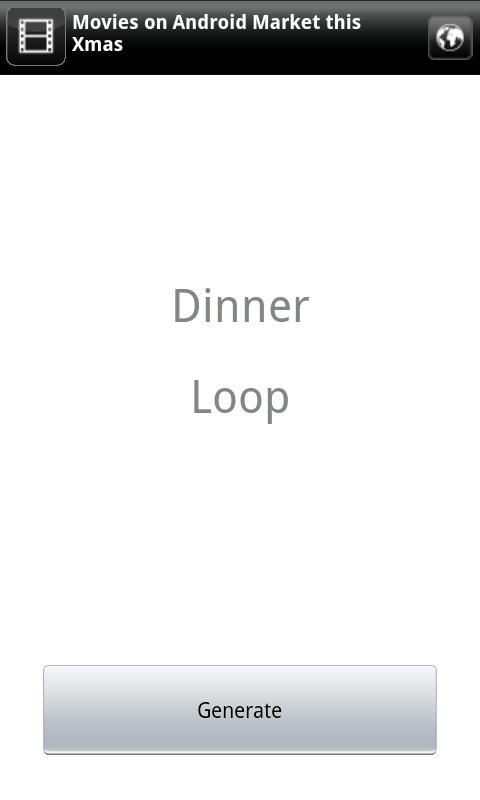 Random Name Generator- screenshot