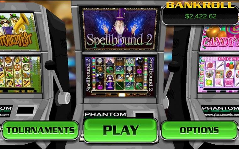 Spellbound 2 HD Slots Screenshot