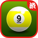 9 Ball Billiard Pro icon
