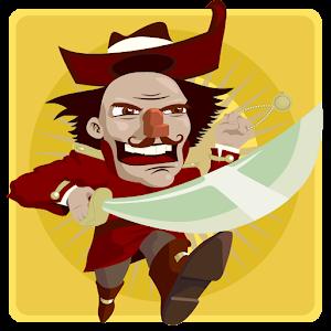 Freeapkdl Pirate Run: Queer Buccaneer for ZTE smartphones