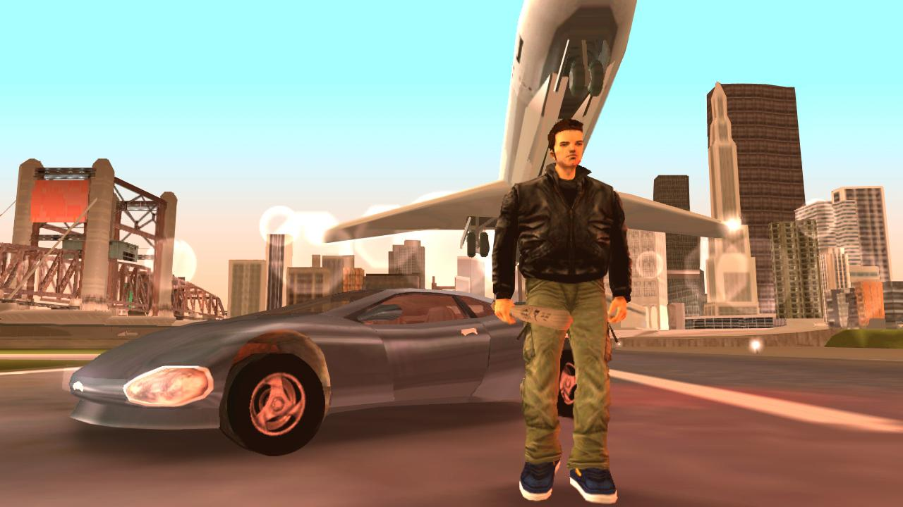 Grand Theft Auto III – zrzut ekranu
