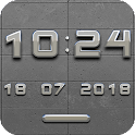 BRICK Digital Clock Widget icon