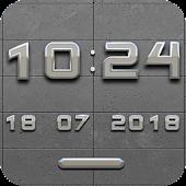 BRICK Digital Clock Widget