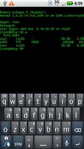 Bluetooth Terminal Emulator screenshot 0