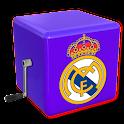 Real Madrid Baby Music Box