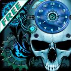 Steampunk Clock Free Wallpaper icon