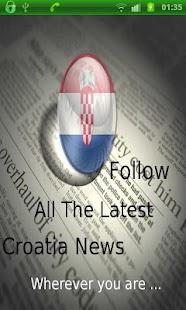 克羅地亞報紙