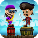 Pirates: Defend the island icon