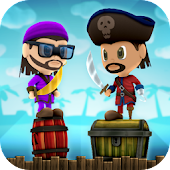 Pirates: Defend the island