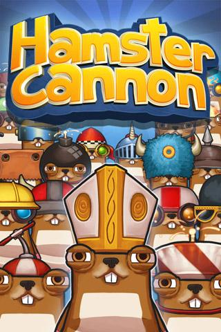 Hamster Cannon- screenshot